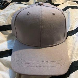 Lululemon Baller Hat (purple/gray)